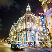 03/10/2017  OLD HAVANA, CUBA    Hotel Inglaterra in Havana, Cuba.  (Aram Boghosian for The New Orleans Advocate)