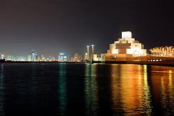 QATAR DOHA 11FEB07 - Skyline of Doha, Qatar...jre/Photo by Jiri Rezac..© Jiri Rezac 2007