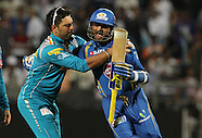IPL Match 58 Pune Warriors India v Mumbai Indians