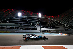November 24, 2017 - Abu Dhabi, United Arab Emirates - Motorsports: FIA Formula One World Championship 2017, Grand Prix of Abu Dhabi, ..#44 Lewis Hamilton (GBR, Mercedes AMG Petronas F1 Team) (Credit Image: © Hoch Zwei via ZUMA Wire)