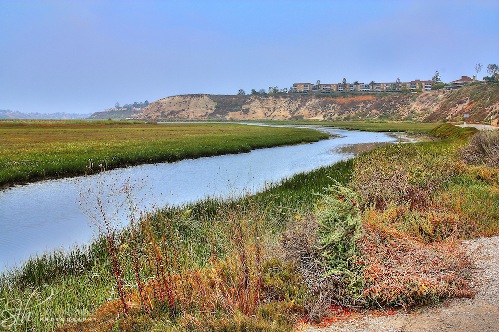 Secluded homes near Newport Beach