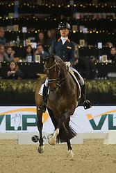 Cornelissen Adelinde, NED, Zephyr<br /> Jumping Mechelen 2017<br /> © Sharon Vandeput<br /> 27/12/17