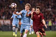 Roma v Lazio - Italian Cup Semi Final