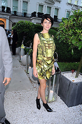 LIBERTY ROSS at the Tatler Summer Party, The Hempel Hotel, 31-35 Craven Hill Gardens, London W2 on 25th June 2008.<br />