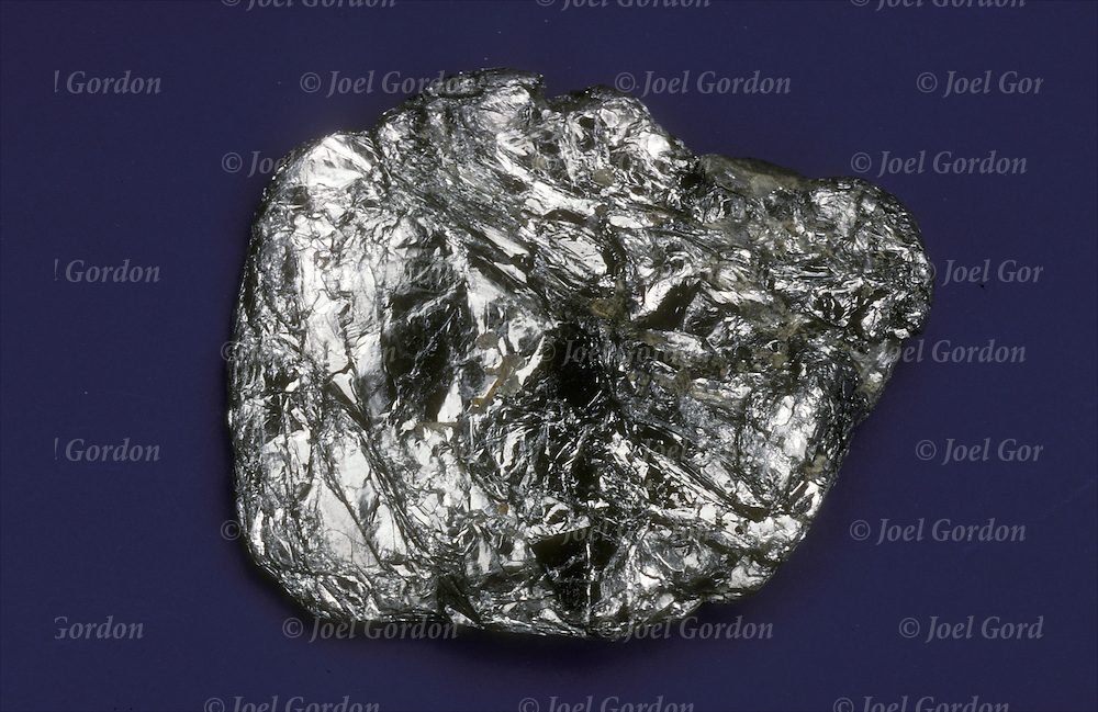 Molybdenite (MoS_2) an ore of molybdenum