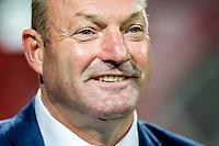 ROTTERDAM - Excelsior - PEC Zwolle , Voetbal , Eredivisie , Seizoen 2016/2017 , Stadion Woudestein , 21-10-2016 , PEC Zwolle trainer coach Ron Jans