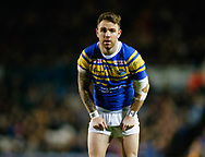 Richie Myler of Leeds Rhinos during the Betfred Super League match at Elland Road, Leeds<br /> Picture by Stephen Gaunt/Focus Images Ltd +447904 833202<br /> 23/03/2018