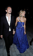 12-10-10<br /> Matthew Williamson event at Somerset House<br /> <br /> Photo Shows:  sienna miller<br /> <br /> ©James Curley/Exclusivepix