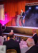 Scottish Border of Chamber Border Busines awards, 2017, held at Springwood Hall. Guest Speaker Malcom Buchannan, from RBS