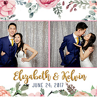 Elizabeth & Kelvin Wedding