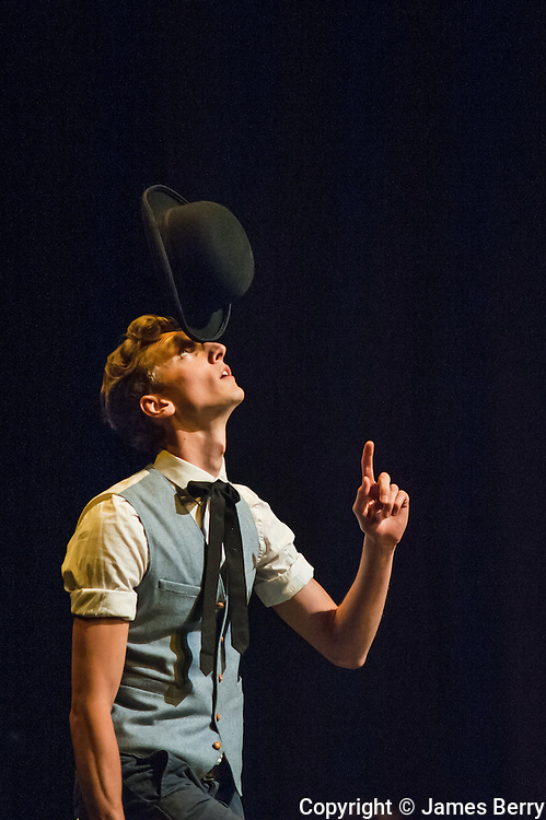 Hats Off! Highlights, Bowler Hat venue, Paternoster Square.