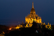 Temples of Bagan, Myanmar (Burma).