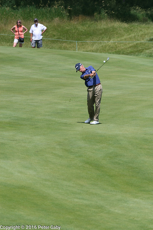 2016 American Family Championship held at University Ridge Golf Course, Madison,  WI. on June 24, 2016.<br /> <br /> <br /> <br /> <br /> <br />  2016 American Family Championship held at University Ridge Golf Course, Madison,  WI. on June 23, 2016.