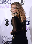 NATALIE DORMER at  the People's Choice Awards 2016 held at the ©Exclusivepix Media