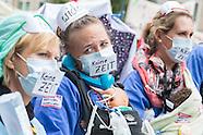 Charité nursing strike, Berlin
