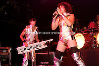 Peaches playing at Bowery Ballroom on July 22, 2006.