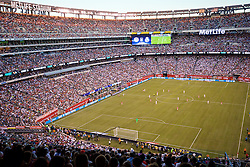 NEW JERSEY, USA - Wednesday, August 3, 2016: A full house as Real Madrid take on Bayern München during the International Champions Cup match at the Red Bull Arena. (Pic by Concepcion Valadez/Propaganda)