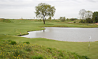 BADHOEVEDORP - GOLF - Amsterdam International Golfbaan, bij Schiphol. FOTO KOEN SUYK