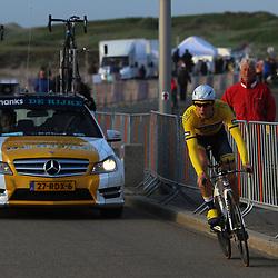 Olympia's Tour 2013 proloog Katwijk Bas Stamsnijder