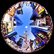September 18/19, 2008  ?  8mm f3.5 Sigma  ?  New York City<br /> (Broadway between 45th &amp; 46th Street)