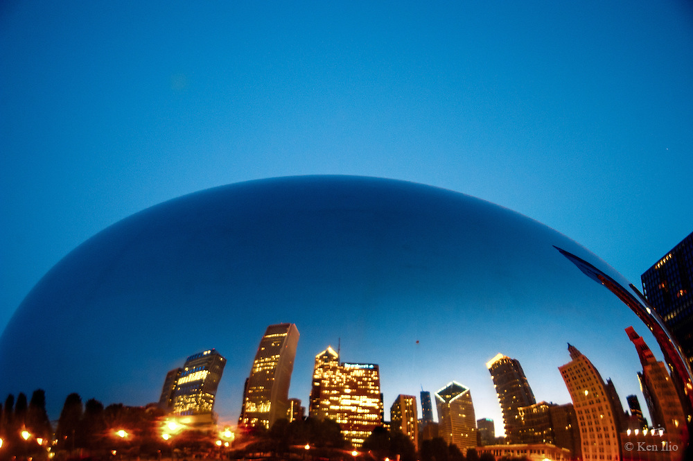 The Blue Hour Bean - July 7, 2011