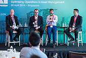 04. Panel discussion ''The challenges of running an asset management firm and succeeding in Asia''