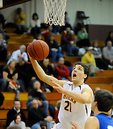 The Avon Lake boys varsity basketball team defeated visiting Midview on January 4, 2011.