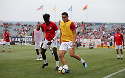 May 28, 2018 - Chester, PA, USA - Chester, PA - Monday May 28, 2018:  Rubio Rubin during an international friendly match between the men's national teams of the United States (USA) and Bolivia (BOL) at Talen Energy Stadium. (Credit Image: © John Dorton/ISIPhotos via ZUMA Wire)