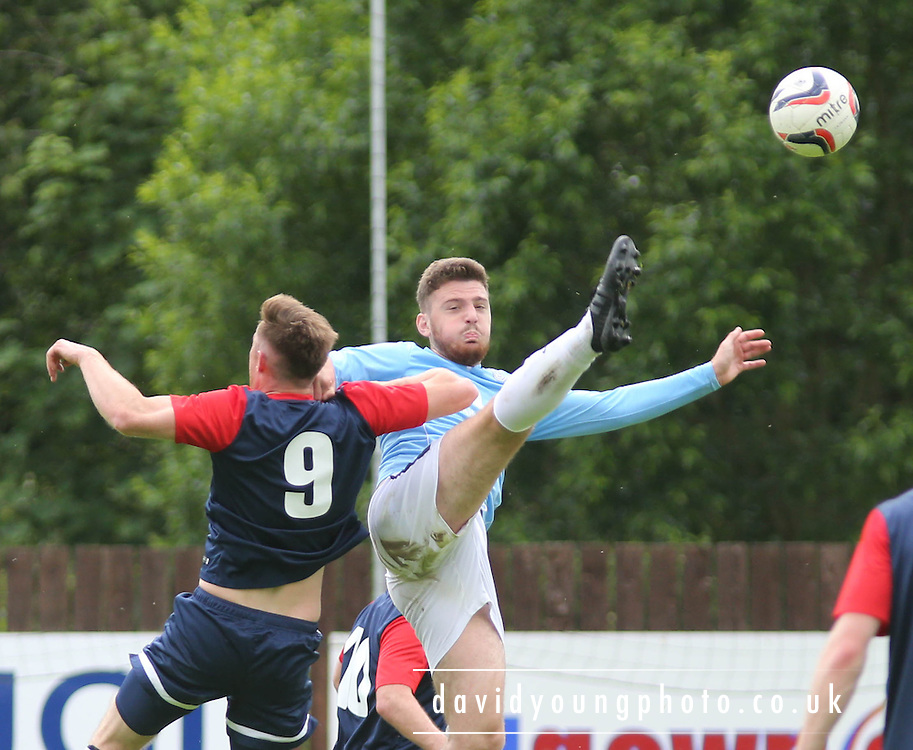 Kerr Waddell - Highland League Turriff United v Dundee under 20s - pre-season friendly at The Haughs, Turriff<br /> <br />  - &copy; David Young - www.davidyoungphoto.co.uk - email: davidyoungphoto@gmail.com