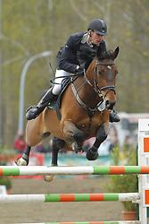 Springen, Lanceur GH<br /> Bad Schwartau - Springturnier <br /> Grosser Preis von Bad Schwartau<br /> © www.sportfotos-lafrentz.de/Stefan Lafrentz