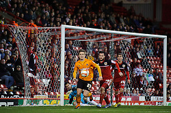 Wolves Forward Kevin Doyle (IRL) in action in the box during the second half of the match - Photo mandatory by-line: Rogan Thomson/JMP - Tel: Mobile: 07966 386802 01/12/2012 - SPORT - FOOTBALL - Ashton Gate - Bristol. Bristol City v Wolverhampton Wanderers - npower Championship.