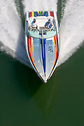 Boating in Door County, Wisconsin.  (Mike Roemer Photo)