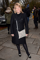 Faye Ripley attends A VIP Gala Performance of Matthew Bourne's Edward Scissorhands at Saddlers Wells Theatre, Rosebery Avenue, London on Sunday 7th December 2014