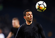SOLNA, SWEDEN - MARCH 13: Nabil Bahoui of AIK during the Swedish Cup Quarterfinal between AIK and Orebro SK at Friends arena on March 13, 2018 in Solna, Sweden. Photo by Nils Petter Nilsson/Ombrello<br /> ***BETALBILD***