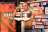 Boxing Weighing
