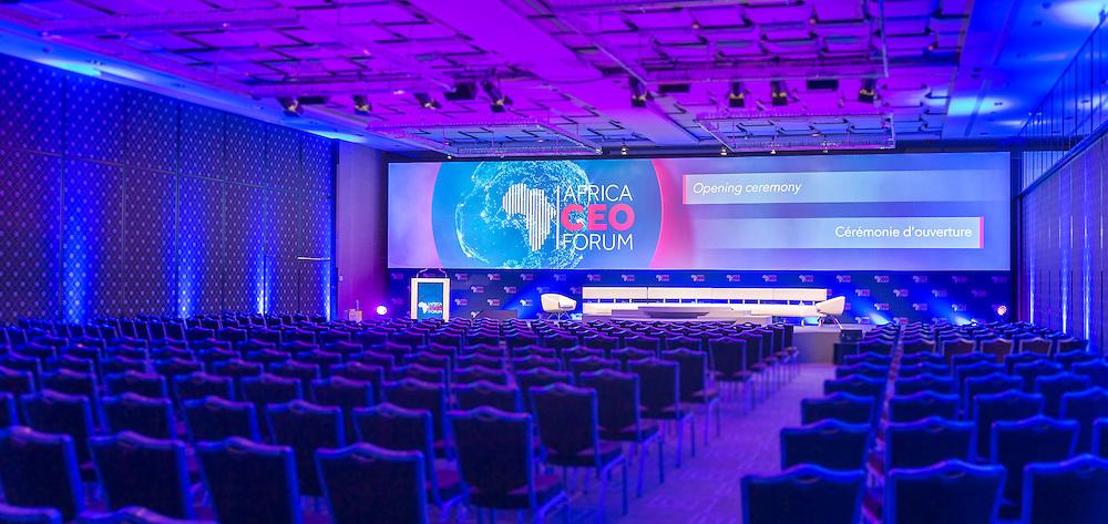 Africa CEO Forum 2015, Genève