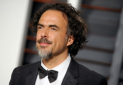 Alejandro G. Inarritu in attendance for 2015 Vanity Fair Oscar Party Hosted By Graydon Carter at Wallis Annenberg Center for the Performing Arts on February 22, 2015 in Beverly Hills, California. EXPA Pictures © 2015, PhotoCredit: EXPA/ Photoshot/ Dennis Van Tine<br /> <br /> *****ATTENTION - for AUT, SLO, CRO, SRB, BIH, MAZ only*****