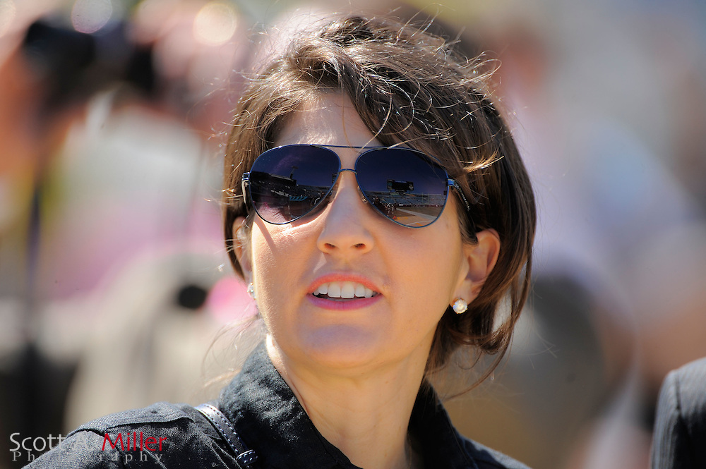 New Orleans Saints owner/executive vice president Rita Benson LeBlanc prior to the Saints game against the Jacksonville Jaguars at EverBank Field on Oct. 2, 2011 in Jacksonville, Fla...©2011 Scott A. Miller