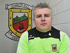 Stephen Rochford Mayo Football Senior Manager