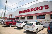 Middendorf's Restaurant in Manchac, Louisiana
