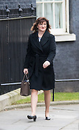 Education Secretary Nicky Morgan arrives for Cabinet at Downing Street, London<br /> Picture by Paul Davey/Focus Images Ltd +447966 016296<br /> 16/03/2016