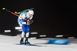 February 11, 2018 - Pyeongchang, Gangwon, South Korea - Tero Seppala of Finland at Mens 10 kilometre sprint Biathlon at olympics at Alpensia biathlon stadium, Pyeongchang, South Korea on February 11, 2018. (Credit Image: © Ulrik Pedersen/NurPhoto via ZUMA Press)