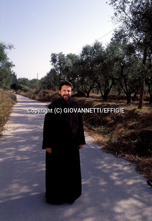 KAPODISTRIAS PANAGHIOTIS<br />(C) GIOVANNETTI/EFFIGIE