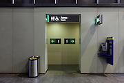 public toilet Spain