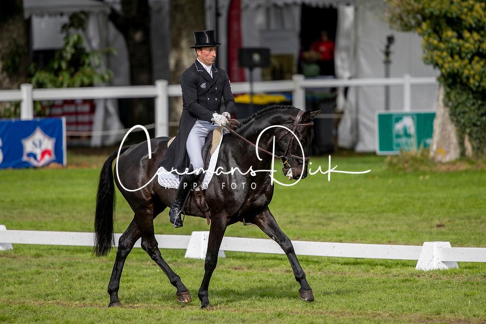 Price Tim, NZL, Happy Boy<br /> Mondial du Lion - Le Lion d'Angers 2019<br /> © Hippo Foto - Dirk Caremans<br />  18/10/2019