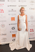 Dressing Christophe Guillarme modele Lady Victoria Hervey a la Villa díEstelle the 69th annual Cannes Film Festival at the Palais des Festivals on May 15, 2016 in Cannes, France<br /> ©Exclusive Media