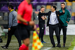 Zlatko Zahovic sport director of NK Maribor during 1st Leg football match between NK Maribor (SLO) and FH Hafnarfjordur (ISL) in Third qualifying round of UEFA Champions League 2017/18, July 26, 2017, in Stadium Ljudski vrt, Maribor, Slovenia. Photo by Grega Valancic / Sportida