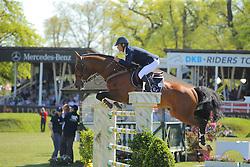 Lynch Denis, (IRL), All Star<br /> Longines Global Champions Tour - Grand Prix of Hamburg<br /> Hamburg - Hamburger Derby 2016<br /> © Hippo Foto - Stefan Lafrentz