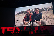 A Chair at the Beach video at TED2019: Bigger Than Us. April 15 - 19, 2019, Vancouver, BC, Canada. Photo: Bret Hartman / TED