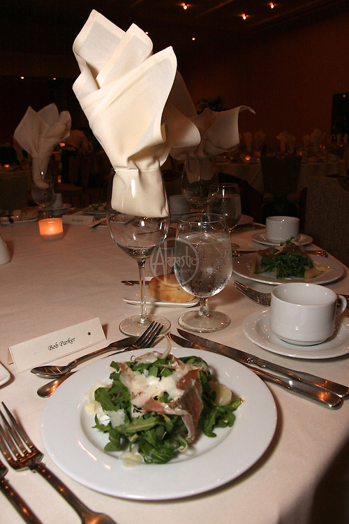 "Seattle Opera Crown Donor Dinner during the production of ""Barber of Seville"""